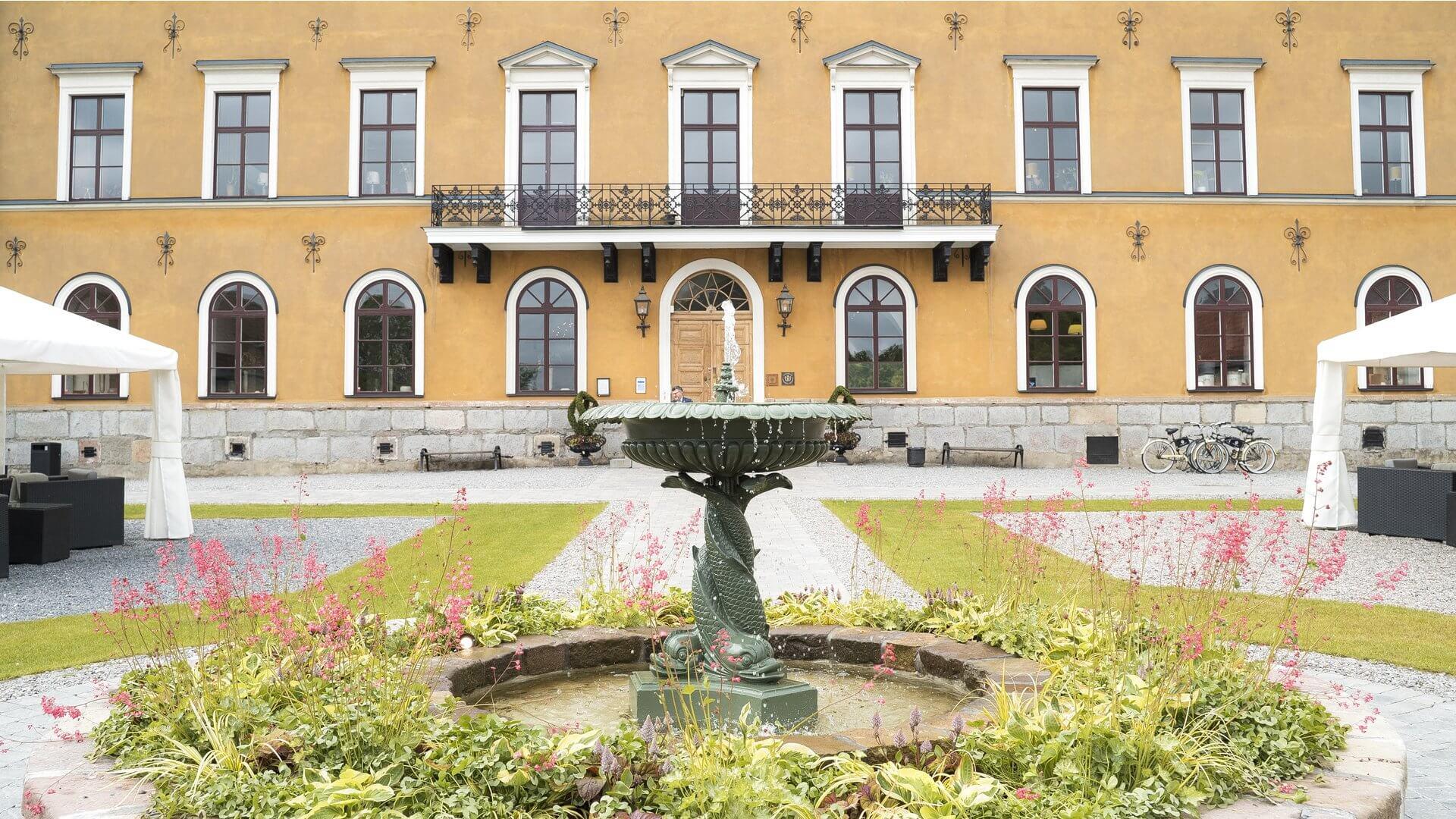 Sommarerbjudande på Ulfsunda Slot
